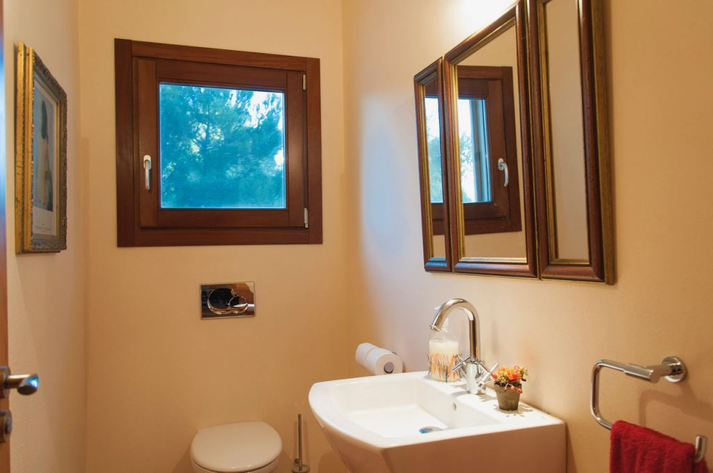 Prachtige villa op een zeer rustige locatie nabij Ibiza