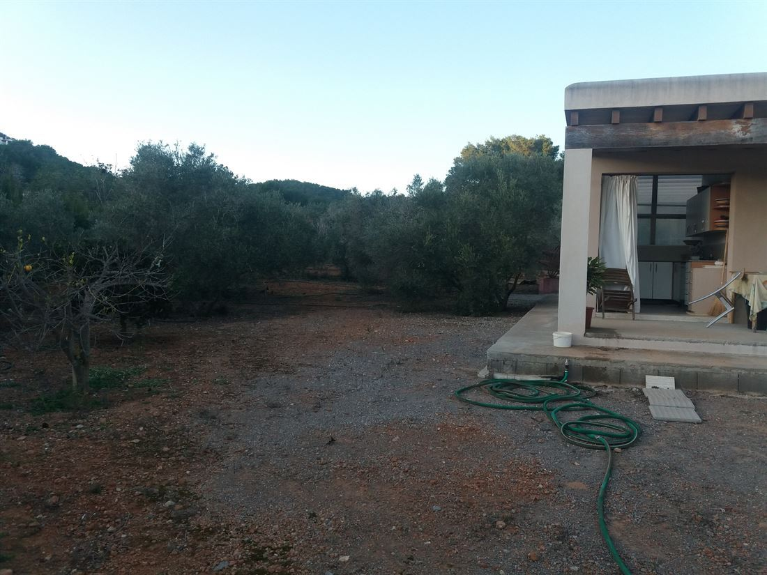Fantastische woning in de buurt van San Carlos op een absoluut rustige locatie